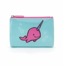 Jellycat Seas The Day Aqua Novelty Pouch