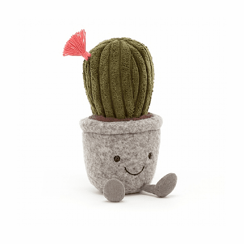 Jellycat Silly Succulent Cactus Stuffed Toy