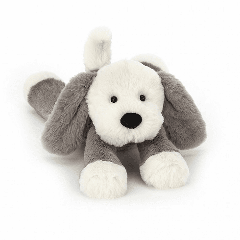 Jellycat Smudge Puppy Stuffed Animal