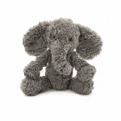 Jellycat Squiggle Elephant (New Color) Plush Toy