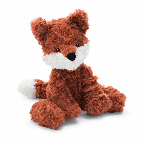 Jellycat Squiggle Fox Stuffed Toy