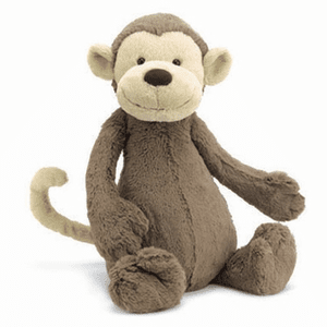 Jellycat Stuffed Animals - Monkeys & Sloths
