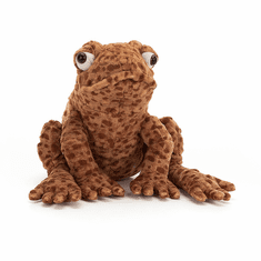 Jellycat Toby Toad Stuffed Toy