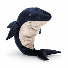 Jellycat Victor Great White Shark Stuffed Toy