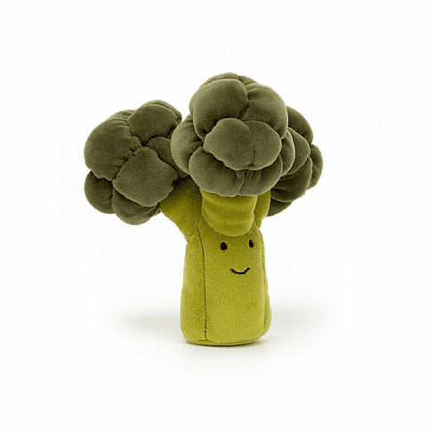 Jellycat Vivacious Vegetable Broccoli Stuffed Toy