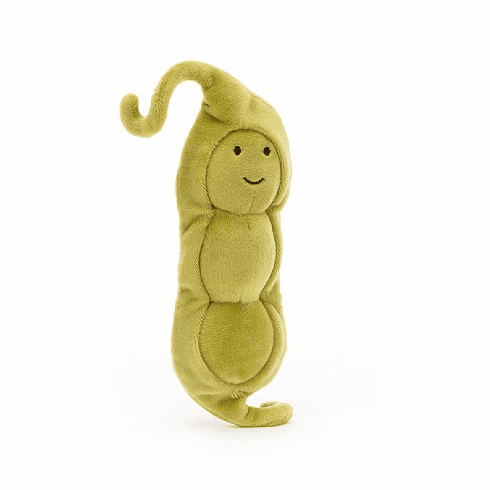 Jellycat Vivacious Vegetable Pea Stuffed Toy