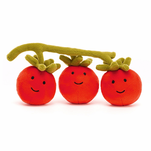 Jellycat Vivacious Vegetable Tomato Plush Toy
