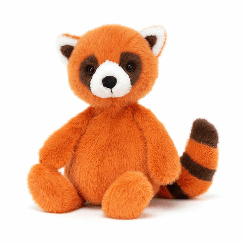 Jellycat Whispit Red Panda Plush Toy