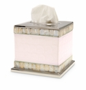 """Julia Knight Classic 5"""" Tissue Cover Pink Ice"""