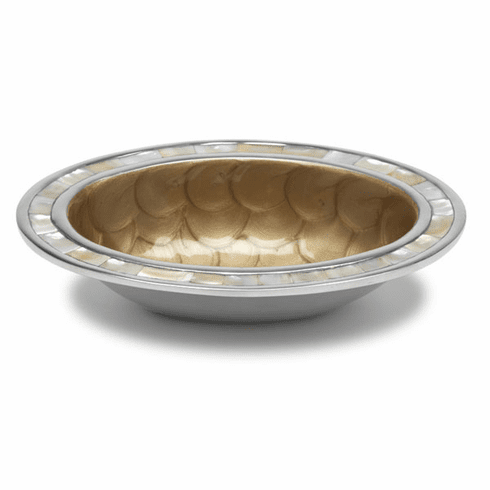 "Julia Knight Classic 8"" Oval Bowl - Toffee"