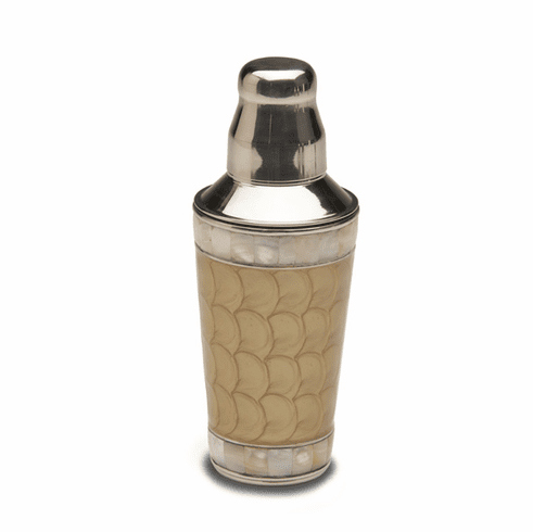 "Julia Knight Classic 9.25"" Cocktail Shaker - Toffee"