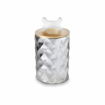 Julia Knight Dog Treat Canister Toffee