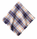 Juliska Alpine Plaid Napkin
