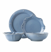 Juliska Berry & Thread Dinnerware - Chambray