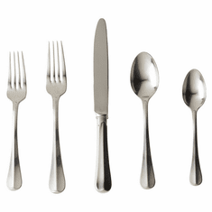 Juliska Bistro Salad Fork Bright Satin