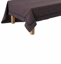 Juliska Chalet Tartan 70in.x108in. Table Cloth