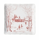 Juliska Country Estate Winter Frolic Ruby Sweets Tray