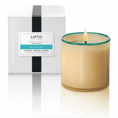 Lafco 15.5 oz French Lilac Signature Candle - Pool House
