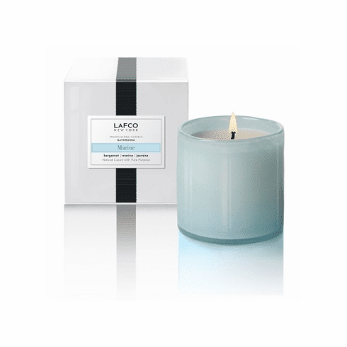 Lafco 15.5 oz Marine Signature Candle - Bathroom