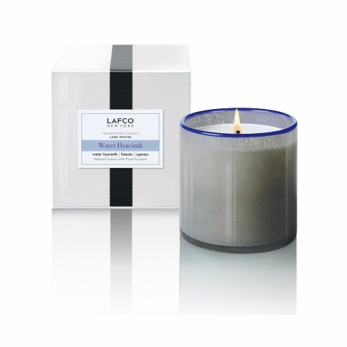 Lafco 15.5 oz Water Hyacinth Signature Candle - Lake House