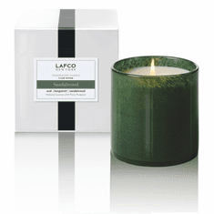 Lafco 15.5oz Sandalwood Signature Candle - Club Room