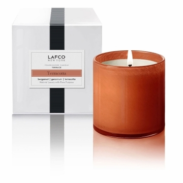 Lafco 15.5oz Terracotta Signature Candle - Terrace