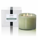 Lafco 30oz Fresh Cut Gardenia 3-Wick Candle - Living Room