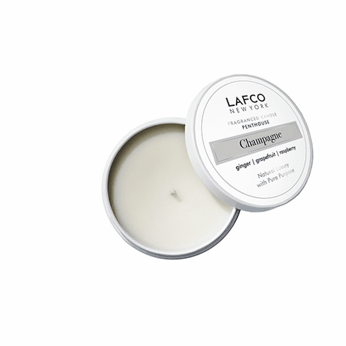LAFCO 4.0oz Champagne Travel Candle