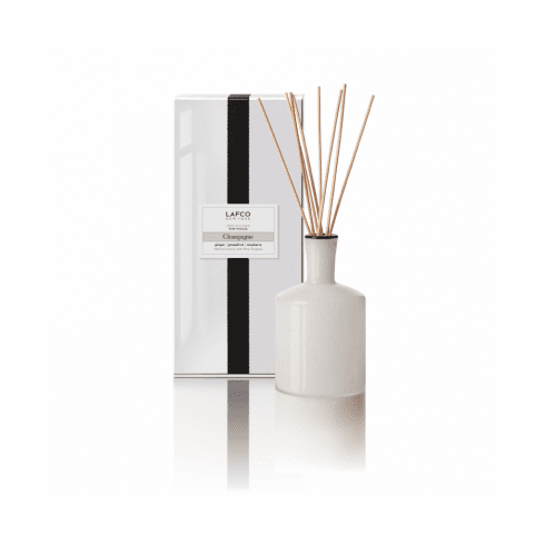 LAFCO 6.0oz Champagne Classic Reed Diffuser - Penthouse