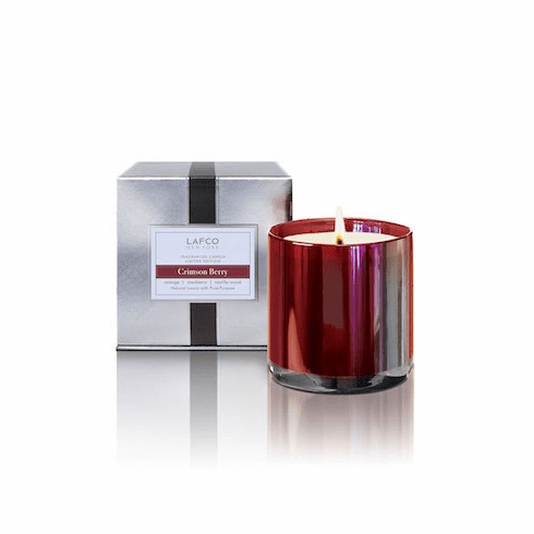 Lafco 6.5oz Crimson Berry Classic Candle