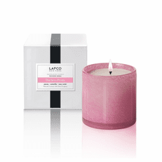 Lafco 6.5oz Duchess Peony Classic Candle - Powder Room