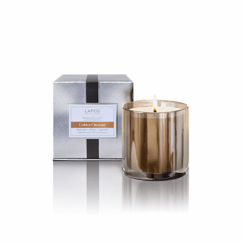 Lafco 6.5oz Golden Chestnut Classic Candle