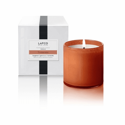 Lafco 6.5oz Terracotta Classic Candle - Terrace