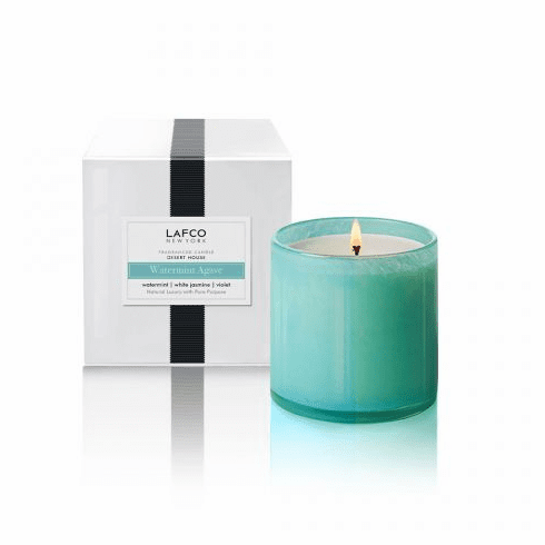 Lafco 6.5oz Watermint Agave Classic Candle - Desert House