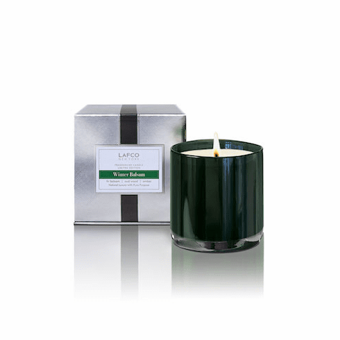 Lafco 6.5oz Winter Balsam Classic Candle