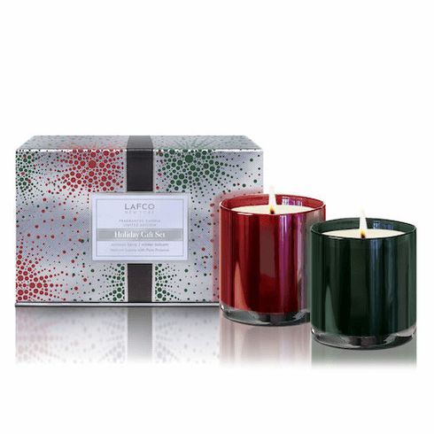 Lafco Holiday Limited Edition Classic Candle Gift Set