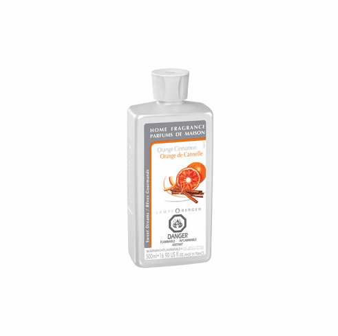 Lampe Berger Orange Cinnamon Fragrance 500 ml