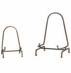 Large Jessica Iron Plate Rack by Cyan Design (Small Plate Rack is Sold Separately)