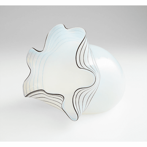 Large Moon Jelly Vase by Cyan Design