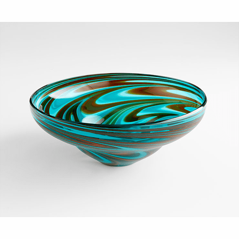 Large Woodstock Bowl by Cyan Design