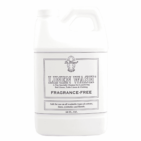 Le Blanc Linen Wash Fragrance-Free 64 oz.