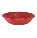 Le Cadeaux Antiqua Red Salad Bowl For Two