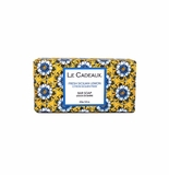 Le Cadeaux Fresh Milled Bar Soap 8.8 Oz/250 Gm. Fresh Sicilian Lemon (Benidorm)