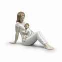 Lladro A Mothers Love Figure