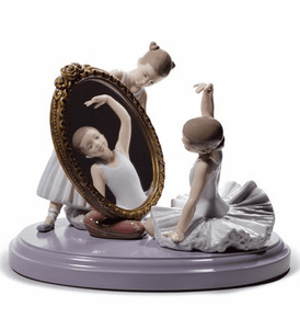 Lladro Ballet Dancers, Circus & Show Business Figurines