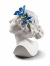 Lladro Daisy With Flowers Figure