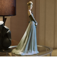 Lladro Elegant Ladies Figurines
