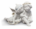 Lladro Eros And Psyche Figure
