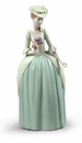 Lladro Floral Scent Figure