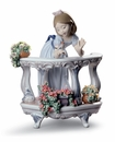 Lladro Morning Song Special Edition Figure